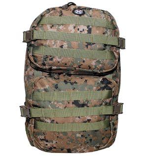 Plecak US Assault II digital woodland