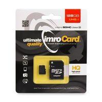Karta pamięci microSD 128GB Imro+adp 10C