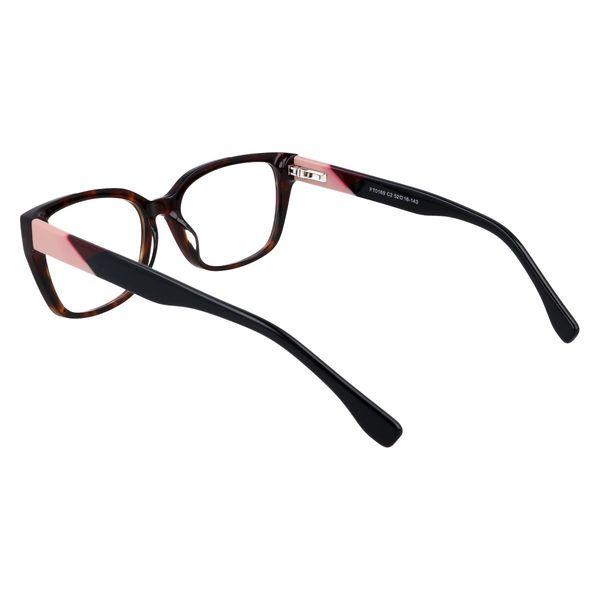 Okulary korekcyjne damskie oprawki okularowe zdjęcie 3