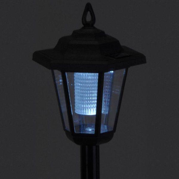 Lampa solarna ogrodowa LED stylowa ekologiczna zdjęcie 3