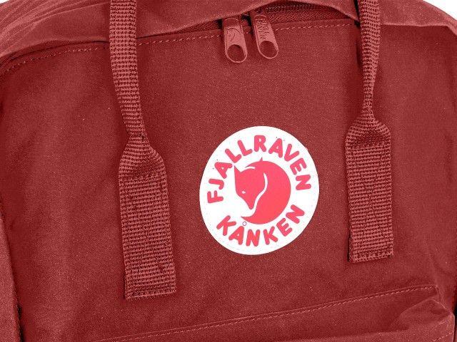 Plecak KANKEN FJALLRAVEN Deep Red F23510-325 zdjęcie 6