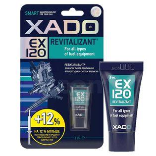 XADO EX120 odnowa pomp paliwa, wtrysków