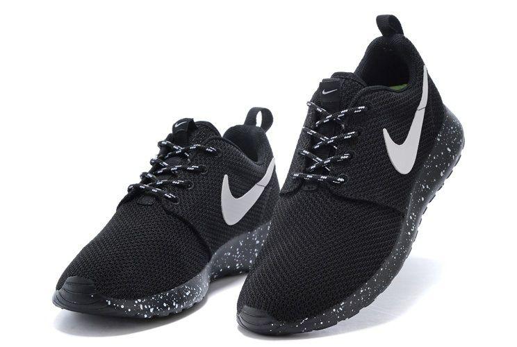 Nowe damskie Nike Roshe Run Czarne Oreo r. 36 40