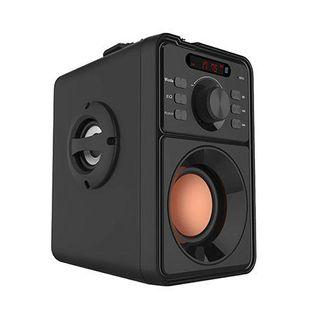 Głośnik Boombox bezprzewodowy Vakoss SP-2920BK 15W, USB, FM, microSD, EQ
