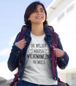 Koszulka dla nauczycielki prezent dzień T-shirt zdjęcie 4