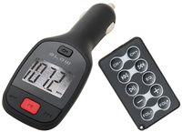 Transmiter FM Blow LCD USB SD TF black + pilot