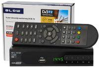 Tuner DVB-T2 Blow 4615FHD H.265 Telewizja naziemna