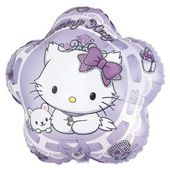 Balon foliowy Charmmy HELLO Kitty duży 75 cm