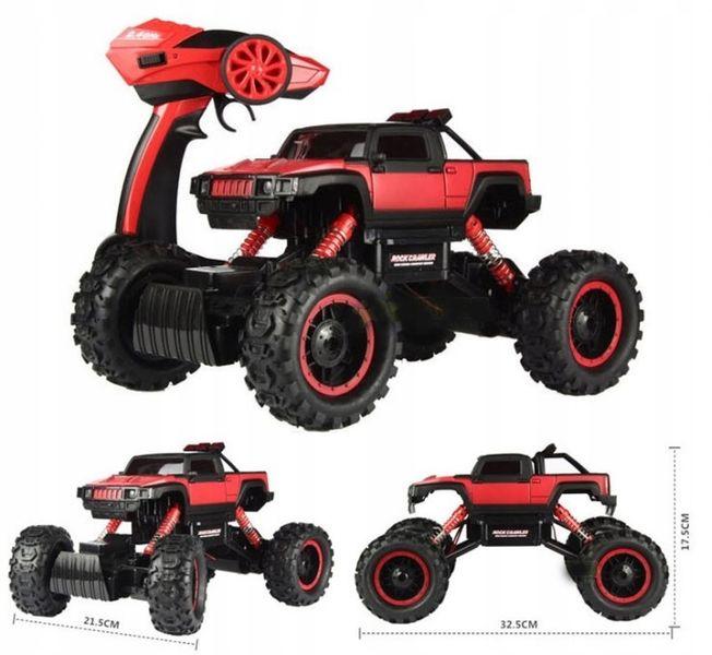 Samochód STEROWANY Terenowy Rock Crawler 4x4 1:14 zdjęcie 4
