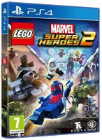 Lego Marvel Super Heroes 2 PL PS4 Nowa