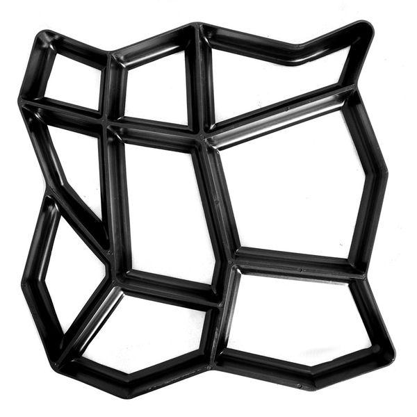 Kocie łby forma do kostki brukowej A - 50X50X4 cm zdjęcie 6