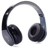 BEZPRZEWODOWE SŁUCHAWKI BLUETOOTH SD MP3 RADIO FM BOOM BOOM zdjęcie 3
