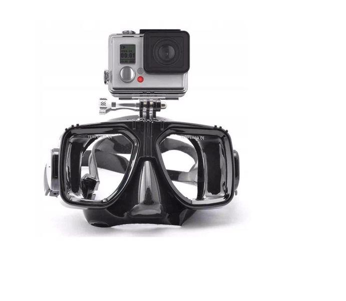 Maska do Nurkowania z Mocowaniem GoPro SJCAM Xiaomi na Arena.pl