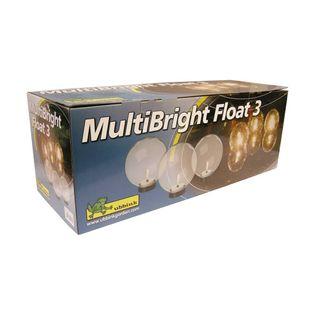 Ubbink Pływające Oświetlenie Wodne Led Multibright Float 3, 1354008