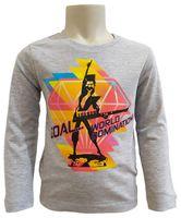 T-Shirt Bluzka Minions r128 Licencja Illumination(HQ1499 Grey 8Y)