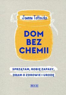 Dom bez chemii Tołłoczko Joanna