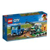 LEGO City  Transporter kombajnu 60223