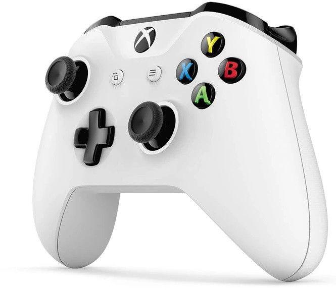 NOWY Oryginalny kontroler Pad Xbox One S Biały zdjęcie 3