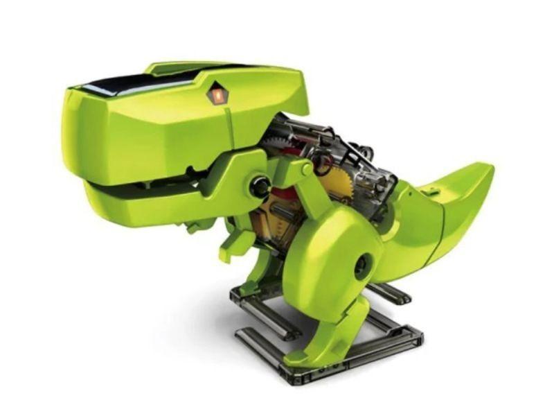Zabawka Solarna Robot Solarny 4w1 zdjęcie 1