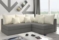 Narożnik PACO L ST funkcja spania nowoczesny sofa