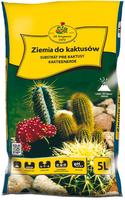 Ziemia Do Sukulentów i Kaktusów 5L