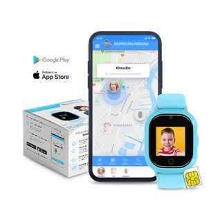 Locon Watch Lite — Wodoodporny Zegarek GPS dla dziecka