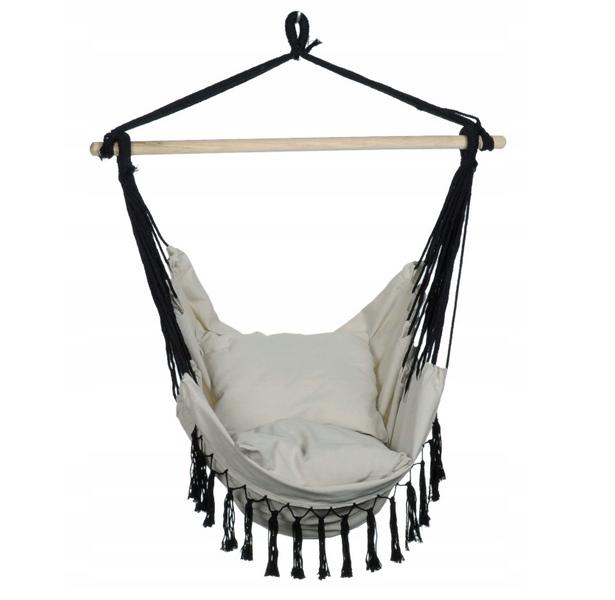 HAMAK Krzesło wiszące brazylijskie huśtawka fotel zdjęcie 1