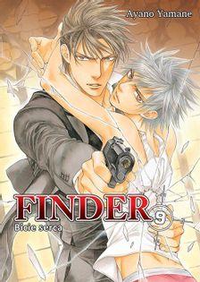 Finder #09 Bicie serca Yamane Ayano