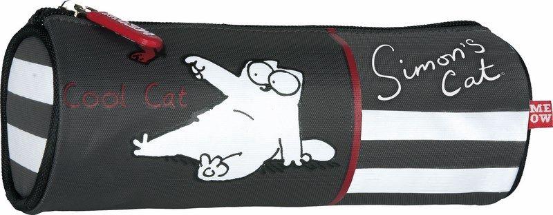 Plecak szkolny SI-23 Simon's Cat Cool + piórnik zdjęcie 4