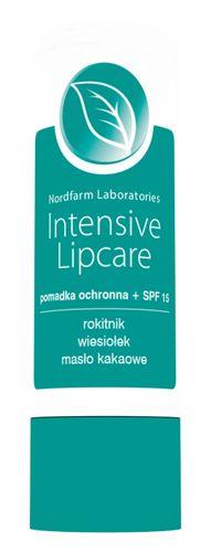 Pomadka do ust Intensive LipCare w sztyfcie 3,6 g - Długi termin ważności! na Arena.pl