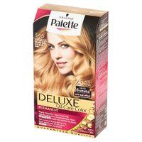 Palette Deluxe Farba Do Włosów Trwale Koloryzująca Z Mikroolejkami 345 Złoty Świetlisty Perłowy Blond
