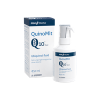 ENZMANN QUINOMIT Q10 - UBICHINOL MSE 50 ML NIEMCY