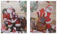 W&K Torba ozdobna świąteczna 579267