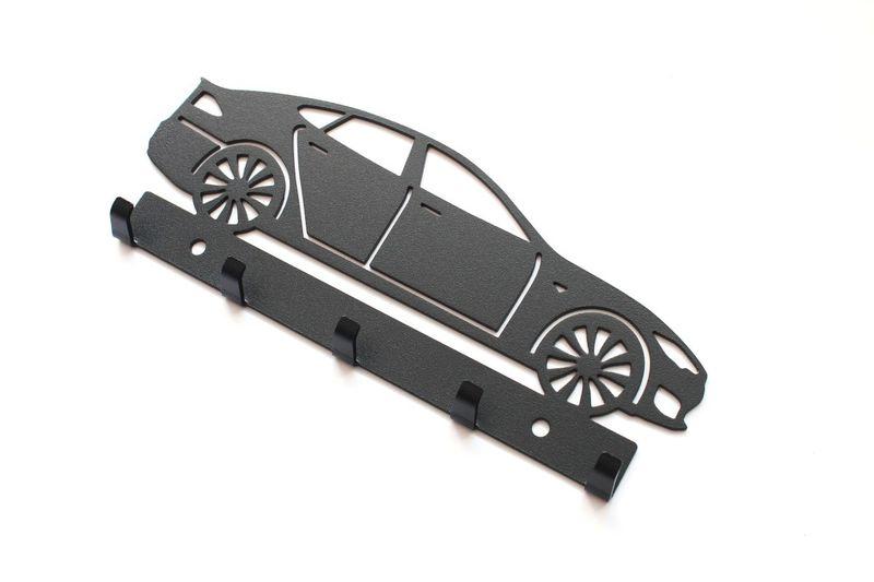 Tesla S, wieszak na klucze, dekoracja pomysł na prezent, auto, car zdjęcie 2