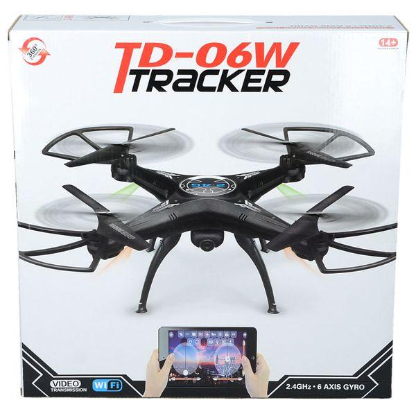 DRON TD06 z Kamerą WiFi+Okulary3D 3Aku x1000mAh 6Axis-Gyro Z282G zdjęcie 11