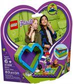 Lego Friends Pudełko w kształcie serca Mii