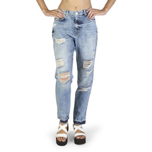 Guess damskie spodnie jeansy zielony 29
