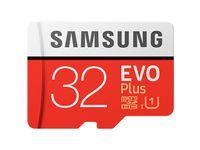 Karta Pamięci Samsung EVO+ PLUS 32GB MICROSDHC