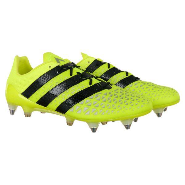 688fd7230d89a Buty piłkarskie Adidas ACE 16.1 SG męskie korki lanki wkręty mixy 41 1 3  zdjęcie