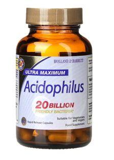 Ultra Maximum Acidophilus - 60 caps Holland & Barrett