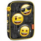 Piórnik z wyposażeniem WIELOFUNKCYJNY Emoji EMOTIKONY (PWJWEM10)