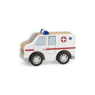 Pojazd Drewniany Ambulans Viga 44511 3275