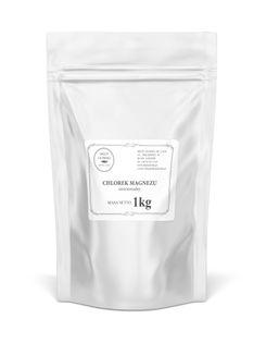 Chlorek Magnezu Sześciowodny Farmaceutyczny 1kg - Młyn Oliwski