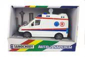 Auto Ambulans Bus