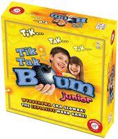 Gra słowna Tik Tak Bum Junior