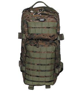 Plecak US Assault I digital woodland