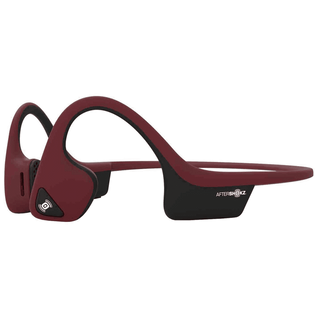 Słuchawki Bezprzewodowe AfterShokz - Trekz Air Canyon Red - Canyon Red