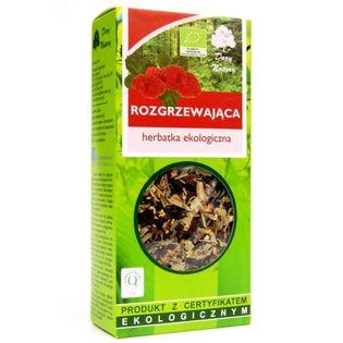 Herbata Rozgrzewająca 50G Eko Dary Natury
