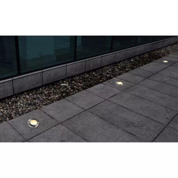 Lampy Najazdowe Okrągłe (3 Sztuki) zdjęcie 2