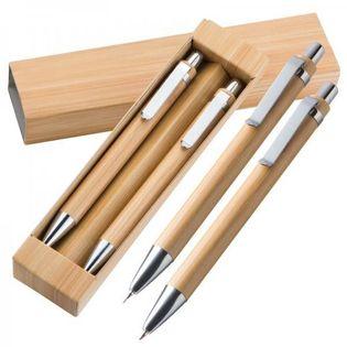 Zestaw piśmienny drewniany PORT-AU-PRINCE